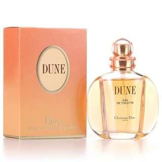 Dune Christian Dior Perfume