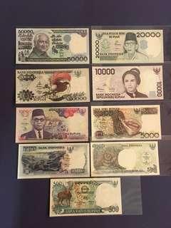 印尼盧比紙鈔