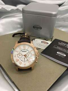 Fossil watch high end quality