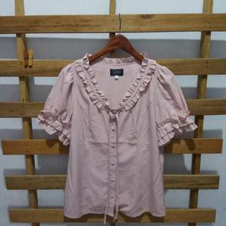 York woman blouse