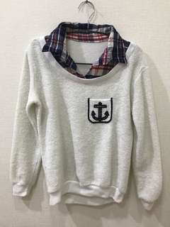 SWEATER WOL KOREA