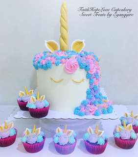 Rainbow Unicorn Cake (Promo Sale)