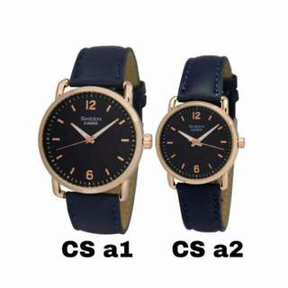Casio Sheen Couple