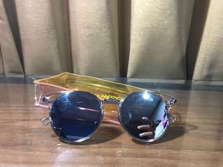 Colorbox silver sunglasses