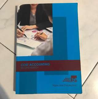 Cost accounting (2nd ed) Ngee Ann Poly