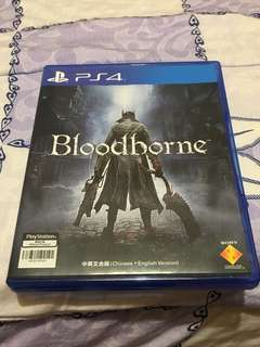 PS4 Bloodborne 血源詛咒 中英文合版