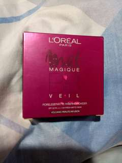 L'Oreal Mat Magique BB Veil (Powerless Matte Finishing Powder)