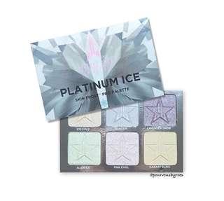 Jeffree Star Platinum Ice