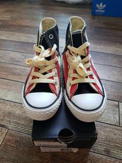 Converse All Star Junior Shoes Size 11 (BRAND NEW)