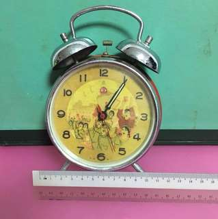 Vintage Alarm Clock (Made in China)