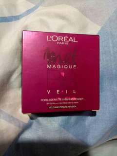 L'Oreal Mat Magique BB veil (Poreless Matte Finishing Powder)