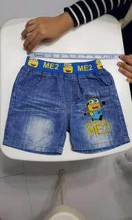 Denim Shorts & jeans