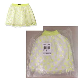 SALE 50% Off - 4 years BNWT The children's Place toddler girls skirt