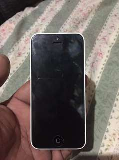 iPhone 5c white Factory Unlocked