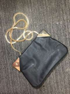 Aldo sling/clutch Bag