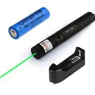 Green Laser Pointer metal