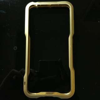 Xiaomi Mi5 Gold Aluminum Bumper Case