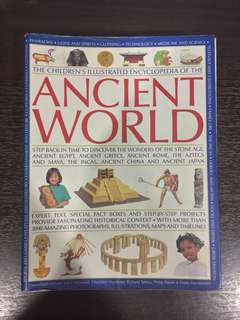 The Children's Illustrated Encyclopedia of the Ancient World