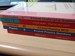 A levels study guides and questions
