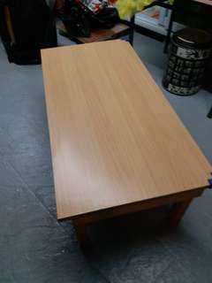 A solid wood coffee table or TV UNIT..SIZE:24  X   47