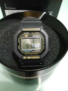 全新G shock 35週年 DW5035D-1B
