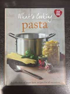 What's Cooking: Pasta