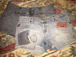 Branded Bundle shorts 3