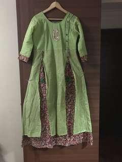 Indian designer dress / indian ethnic wear