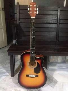 Morrison 2000/38c Guitar