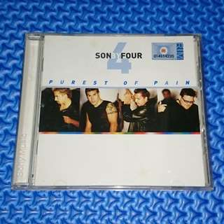🆒 Son By Four - Purest Of Pain [2000] Audio CD