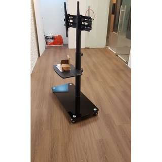 (KS-SB001) TV Stand With Wheels for Display up to 47 inch  WhatsApp 87209646 Z1