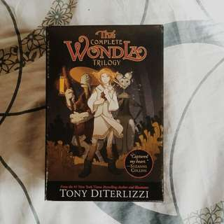 Boxed Set: Wondla Trilogy