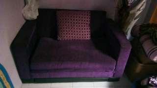 Sofa bed 2 seat/wa (0895611785072)