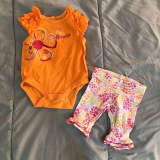Babies R Us Onesie and Leggings