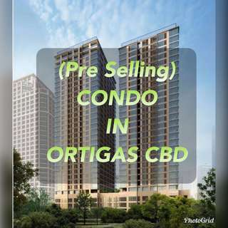 12K monthly NO DOWNPAYMENT 0% Interest pre selling condominium in Ortigas near Taguig Ayala 30th makati mandaluyong pasig Mega Mall