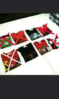 CLEARANCE MARVEL/DC T-shirts