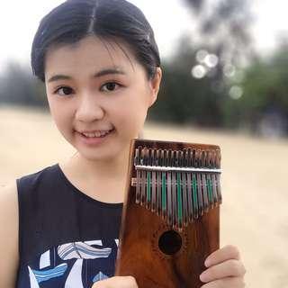 kalimba/thumb piano