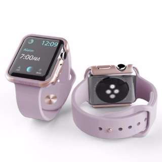 X-Doria Defense Edge Case (Rose Gold) for Apple Watch