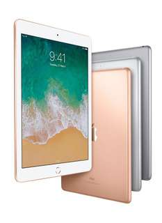 Ipad (2018) 128GB, LTE, Any color