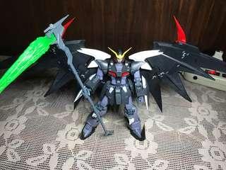 Hongli Gundam Deathscythe Hell MG 1/100