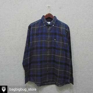 LACOSTE Flannel Size 5 setara XL