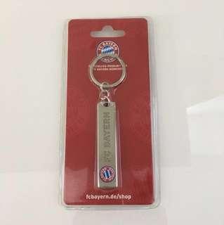 Fc Bayern Keychain
