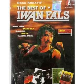 Iwan Fals The Best of 2CD Rock Kreatif