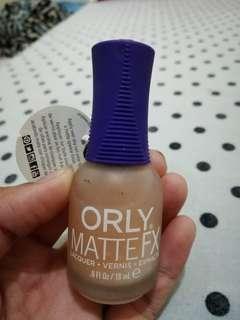 orly matte fix