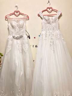 BN : Gown for rent