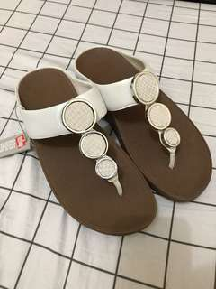 Fitflop Halo Toe Thong Sandals (shoes fitflops slippers)