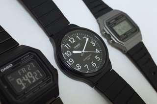 Casio MW240 經典指針錶