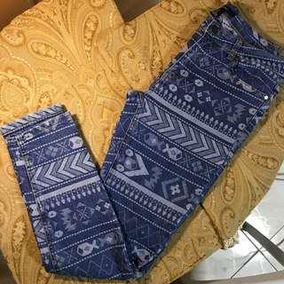 Forever21 Aztec Pants