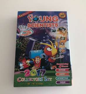 Young Scientists Level 3 2017 Collectors Set