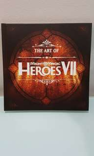 The art of heroes of might and magic VII